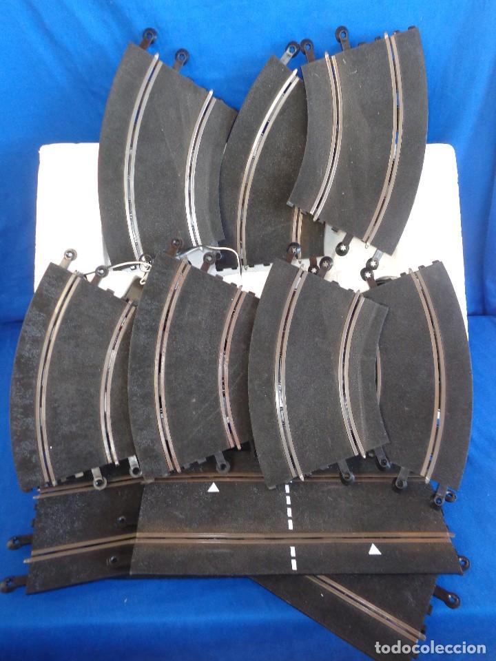 SCALEXTRIC EXIN GT 21- CAJA SIN LOS COCHES SCALEXTRIC EXIN REF. 3121 VER FOTOS! SM (Juguetes - Slot Cars - Scalextric Pistas y Accesorios)