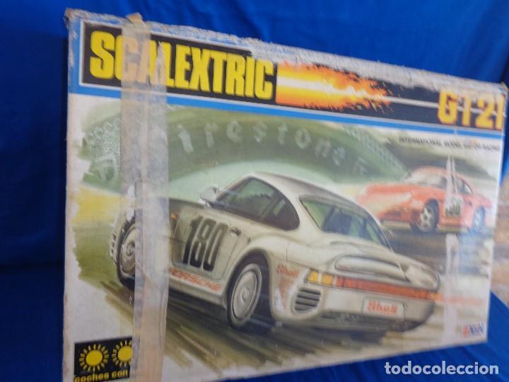 Scalextric: SCALEXTRIC EXIN GT 21- CAJA SIN LOS COCHES SCALEXTRIC EXIN REF. 3121 VER FOTOS! SM - Foto 18 - 106149479