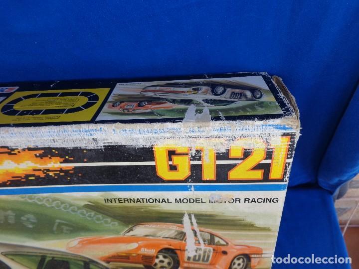 Scalextric: SCALEXTRIC EXIN GT 21- CAJA SIN LOS COCHES SCALEXTRIC EXIN REF. 3121 VER FOTOS! SM - Foto 19 - 106149479