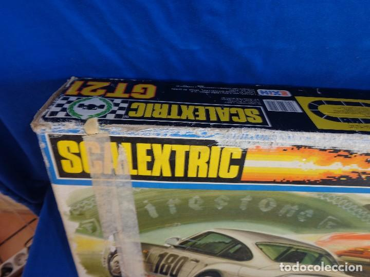 Scalextric: SCALEXTRIC EXIN GT 21- CAJA SIN LOS COCHES SCALEXTRIC EXIN REF. 3121 VER FOTOS! SM - Foto 20 - 106149479