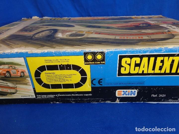 Scalextric: SCALEXTRIC EXIN GT 21- CAJA SIN LOS COCHES SCALEXTRIC EXIN REF. 3121 VER FOTOS! SM - Foto 23 - 106149479