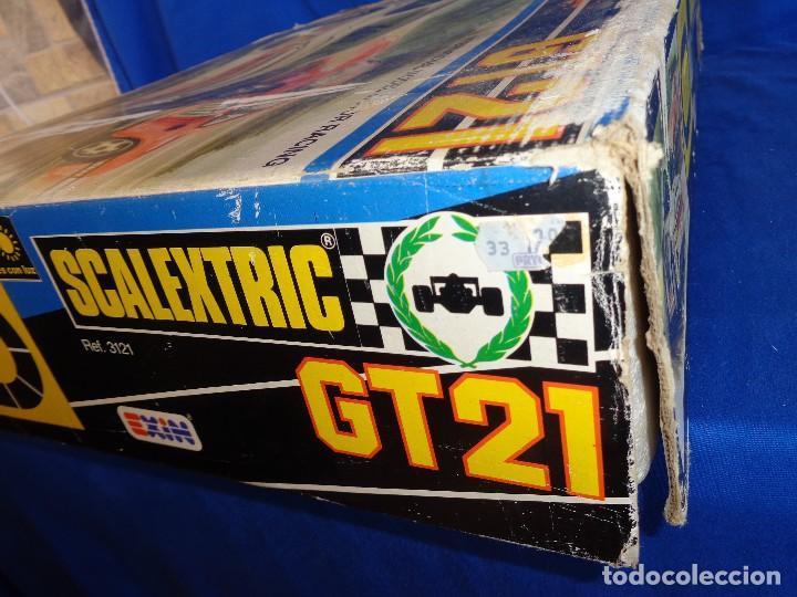 Scalextric: SCALEXTRIC EXIN GT 21- CAJA SIN LOS COCHES SCALEXTRIC EXIN REF. 3121 VER FOTOS! SM - Foto 25 - 106149479