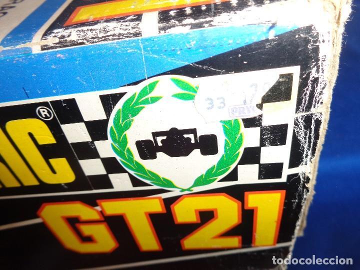 Scalextric: SCALEXTRIC EXIN GT 21- CAJA SIN LOS COCHES SCALEXTRIC EXIN REF. 3121 VER FOTOS! SM - Foto 26 - 106149479