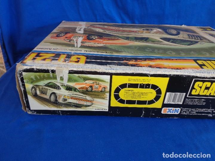 Scalextric: SCALEXTRIC EXIN GT 21- CAJA SIN LOS COCHES SCALEXTRIC EXIN REF. 3121 VER FOTOS! SM - Foto 27 - 106149479