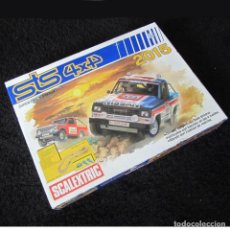 Scalextric: SCALEXTRIC STS 4X4 REF. 2015. ORIGINAL AÑO 1985. TODOTERRENO. Lote 107008339