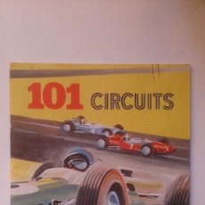 Scalextric: CATALOGO 101 CIRCUITOS SCALEXTRIC TRI-ANG. Lote 107455819