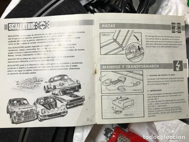 Scalextric: Scalextric GP.11 con dos coches, pista y transfotmador - Foto 2 - 107313707