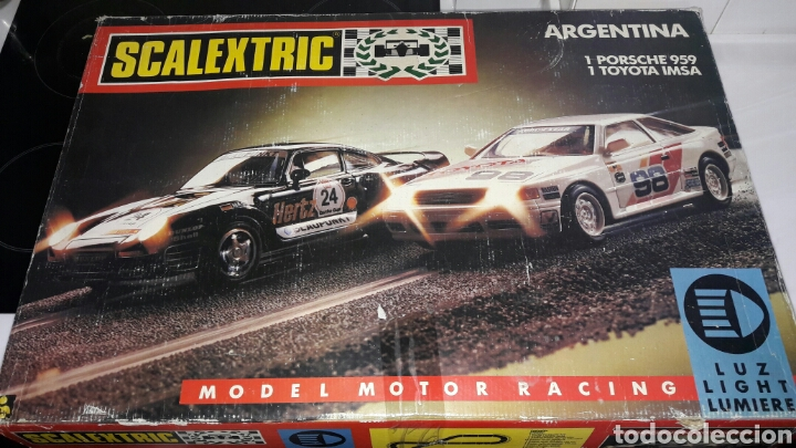 WWW SCALEXTRIC EXIN ARGENTINA (Juguetes - Slot Cars - Scalextric Pistas y Accesorios)
