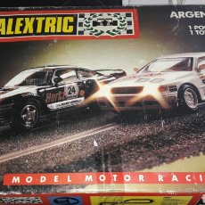 Scalextric: WWW SCALEXTRIC EXIN ARGENTINA. Lote 109123607