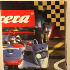 Scalextric: CATALOGO ORIGINAL SLOT CARRERA. Lote 109153707