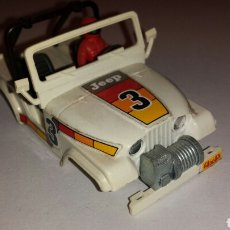 Scalextric: CARROCERÍA JEEP SCALEXTRIC STS | EXIN. Lote 109160268