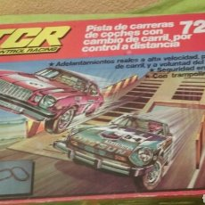 Scalextric: TCR TOTAL CONTROL RACING 7210. Lote 109412467