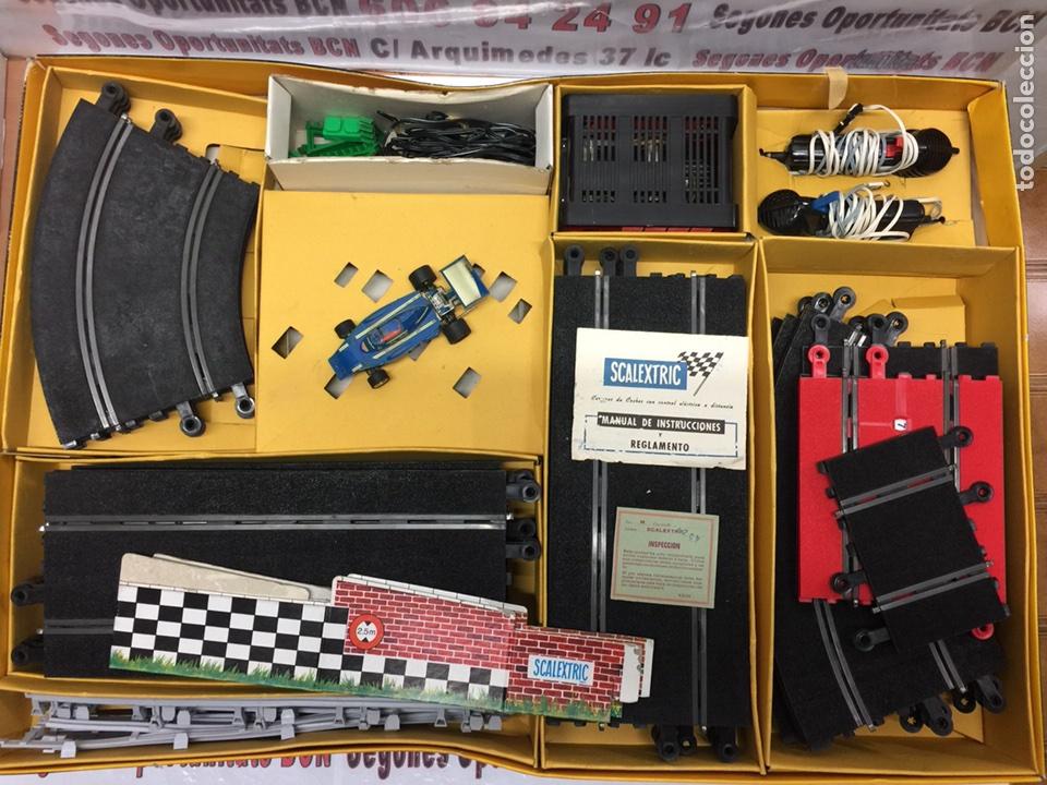Scalextric: Scalextric SR-45 completo con un coche - Foto 2 - 109438208