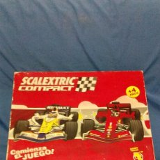 Scalextric: SCALEXTRIC TECNITOYS COMPACT. Lote 110061807