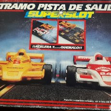 Scalextric: SCALEXTRIC PISTA DE SALIDA SUPERSLOT NUEVA. Lote 110789344
