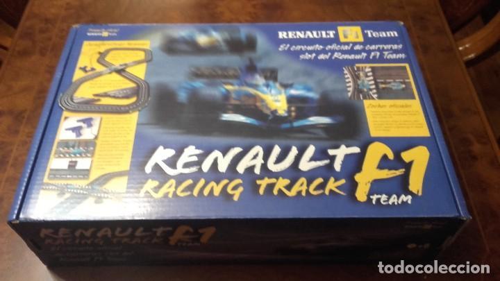 RENAULT FORMULA 1 TEAM (Juguetes - Slot Cars - Scalextric Pistas y Accesorios)