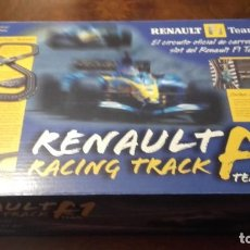 Scalextric: RENAULT FORMULA 1 TEAM. Lote 111352703
