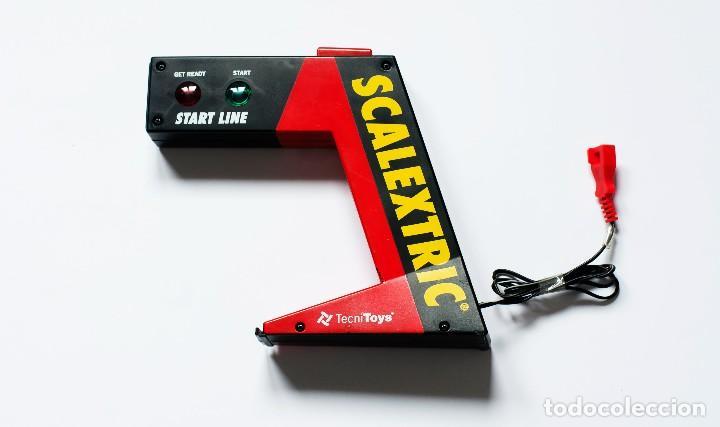 1 START LINE SCALEXTRIC TECNOTOYS (Juguetes - Slot Cars - Scalextric Pistas y Accesorios)