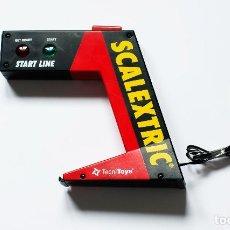 Scalextric: 1 START LINE SCALEXTRIC TECNOTOYS. Lote 111590519
