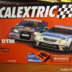 Scalextric: CAJA VACIA CIRCUITO C-3 DTM SCALEXTRIC. Lote 112574783