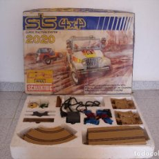 SCALEXTRIC STS 2020 4X4.