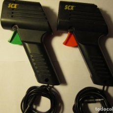 Scalextric: LOTE 2 MANDOS SCALEXTRIC SCX. Lote 115230683