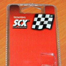 Scalextric: BLISTER CON 2 GUÍAS CON TRENCILLAS DE SCALEXTRIC.. Lote 115688695
