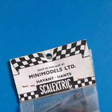 Scalextric: CARBONES ESCOBILLAS SCALEXTRIC TRI-ANG C77 Y C88 W749. Lote 116197427