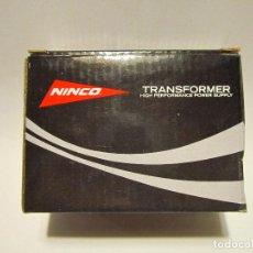 Scalextric: TRANSFORMADOR NUEVO NINCO. Lote 116299419