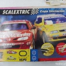 Scalextric: SCALEXTRIC CAJA VACÍA COPA INICIACIÓN. Lote 116363091
