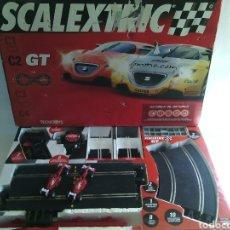 Scalextric: CIRCUITO SCALEXTRIC GT C2 TECNITOYS.ESC 1/32.REF 8074.AÑO 2006. Lote 116383499