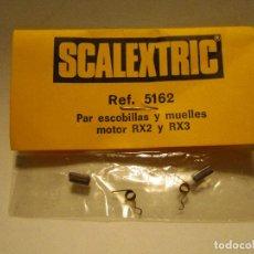 Scalextric: ESCOBILLAS MOTOR Y MUELLES NUEVAS SCALEXTRIC EXIN. Lote 116603471