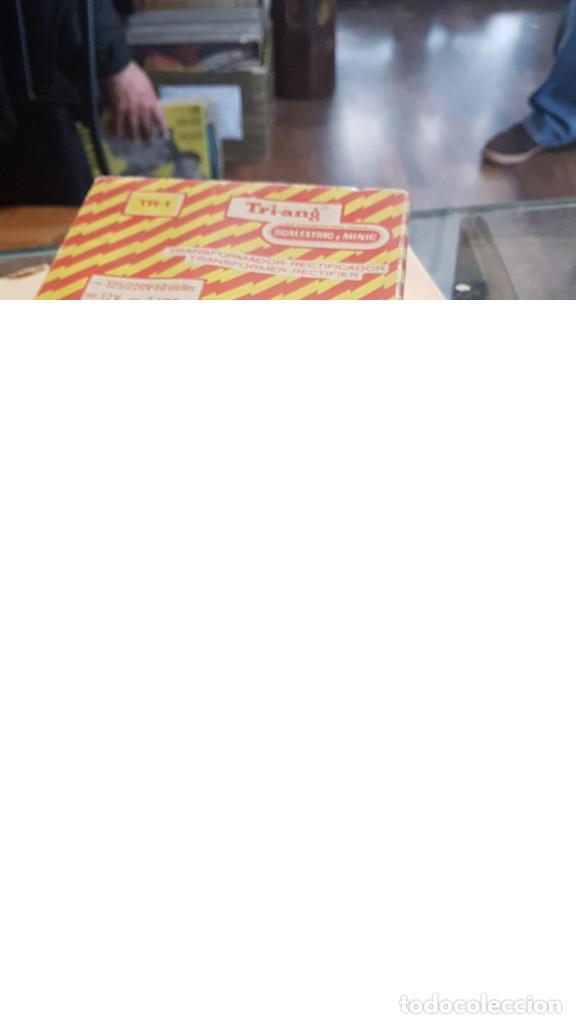 Scalextric: SCALEXTRIC EXIN tria-ang CAJA CIRCUITO - Foto 2 - 117024855
