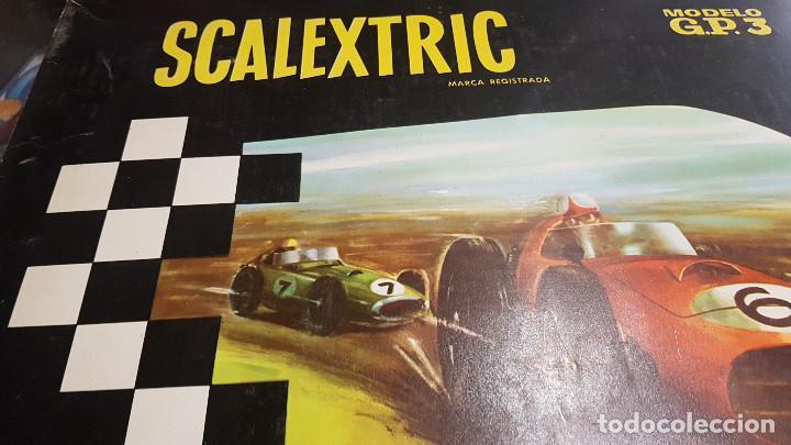 SCALEXTRIC EXIN TRIA-ANG CAJA CIRCUITO (Juguetes - Slot Cars - Scalextric Pistas y Accesorios)