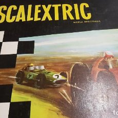 Scalextric: SCALEXTRIC EXIN TRIA-ANG CAJA CIRCUITO. Lote 117024855