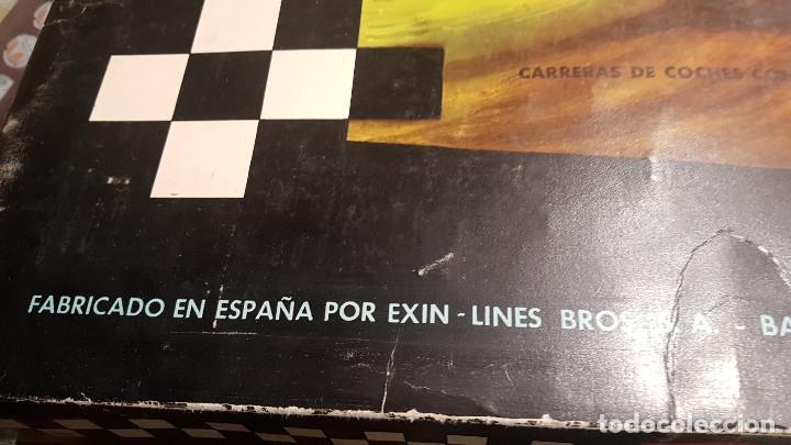 Scalextric: SCALEXTRIC EXIN tria-ang CAJA CIRCUITO - Foto 4 - 117024855