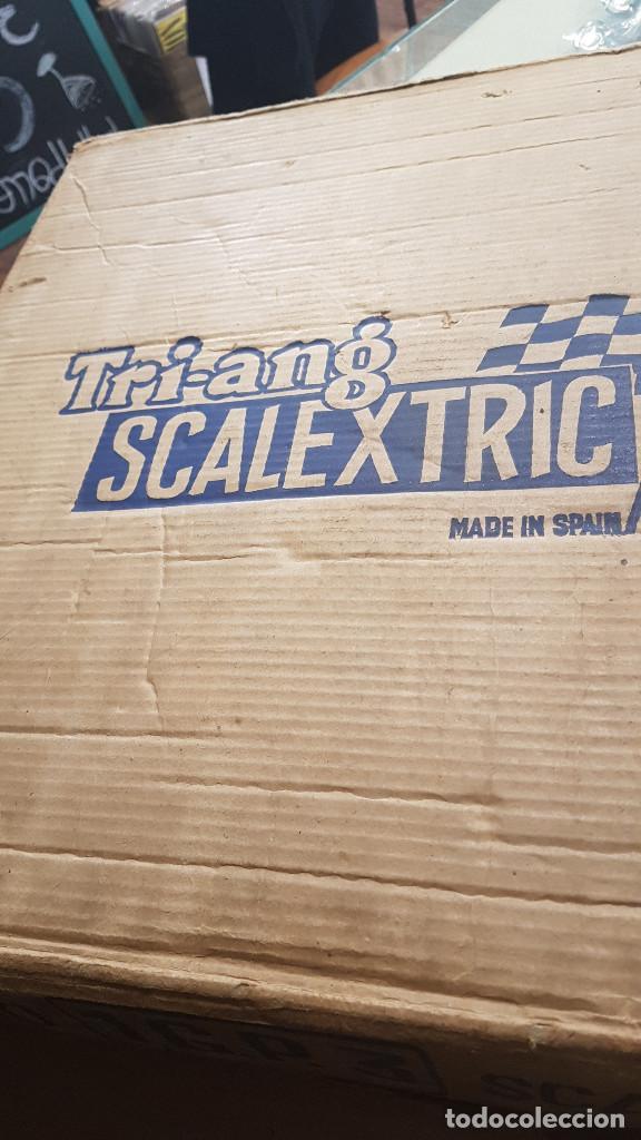 Scalextric: SCALEXTRIC EXIN tria-ang CAJA CIRCUITO - Foto 15 - 117024855