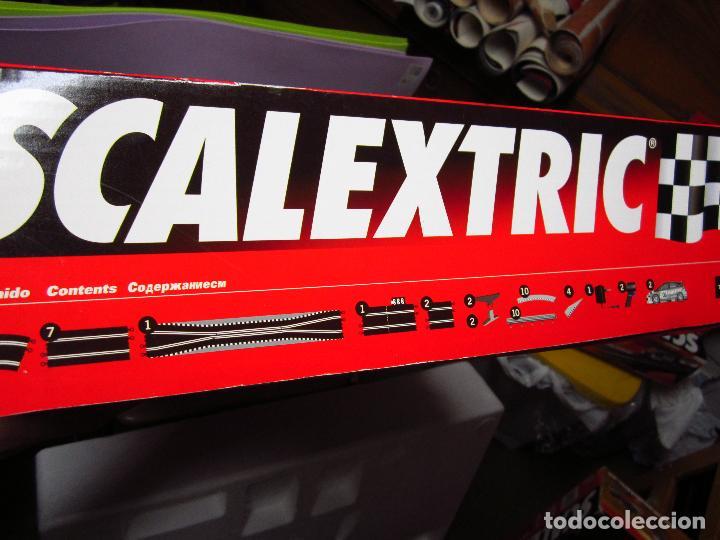 Scalextric: CAJA VACIA CIRCUITO DESAFIO LEON SCALEXTRIC - Foto 3 - 117780415