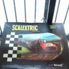 Scalextric: SCALEXTRIC EXIN AÑOS 50-60 MODELO GP3. Lote 120849075