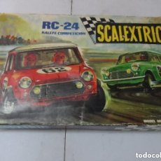 Scalextric: CIRCUITO SCALEXTRIC EXIN RC-24 SIN COCHES. Lote 128968067