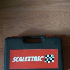 Scalextric: SCALEXTRIC MALETÍN VACIO 12 COCHES PLANETA. Lote 143417990