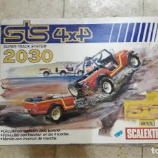Scalextric: SUPER LOTE 50 PISTAS 4X4 SCALEXTRIC.. Lote 133876883