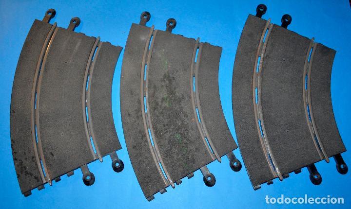 Scalextric: Lote pistas curvas Scalextric - Foto 5 - 132466854
