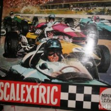 Scalextric: SCALEXTRIC MECCANO TRI-ANG 38. Lote 132596986