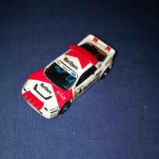 Scalextric: COCHE FORD RS 200 SCALEXTRIC . Lote 133843194