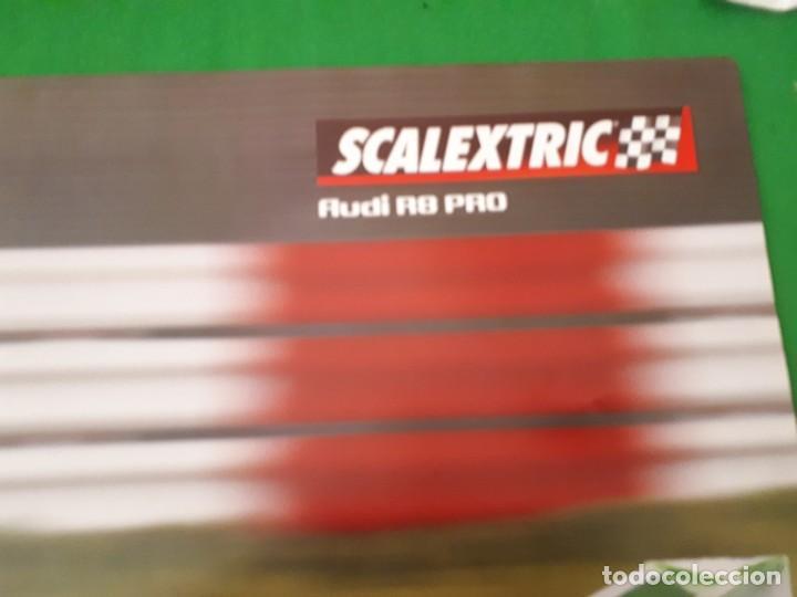 Scalextric: Poster Audi R8 Pro Scalextric – Mas Slot - Foto 3 - 133931630