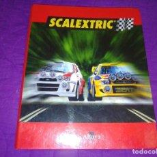 Scalextric: CARPETA FICHERO COLECCIONABLE SCALEXTRIC ALTAYA. Lote 134257326