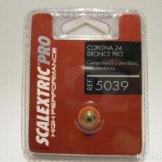 Scalextric: CORONA BRONCE 24D NUEVA SCALEXTRIC PRO. Lote 134344974