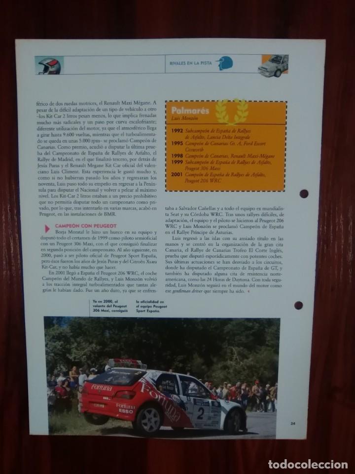Scalextric: SCALEXTRIC - RALLYES DE ESPAÑA - COLECCION ALTAYA - NUMERO 6 - LANCIA DELTA INTEGRALE - Foto 2 - 134401226