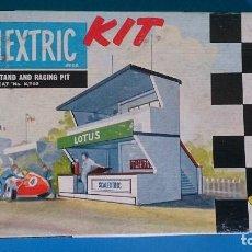 Scalextric: CASETA PISTA SCALEXTRIC K/702 TRI-ANG. Lote 134939218